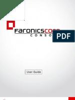 Faronics Core Console Manual
