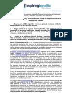 NP Estudio Nuevas Herramientas de fidelización El club de Benefits