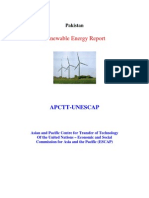 Pakistan Country Report_renewable