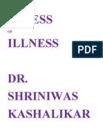 Stress of Illness Dr Shriniwas Kashalikar