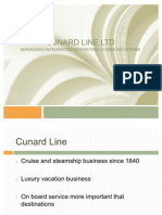 Cunard Line Ltd