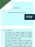 Weights CG