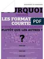 Formations Courtes Web