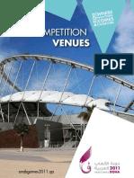 Doha 2011 - Instalações Esportivas
