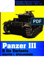 Panzer III Its Variants