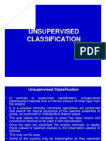 CE 32110 Unsupervised Classification 2010