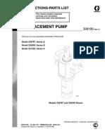 Graco 395st 455st Pump