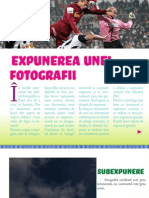 5. Expunerea unei fotografii
