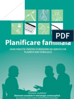 planificare familiala