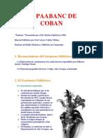 El Paabanc de Coban