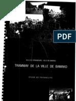 Etude-faisabilité-Tramway-Bamako/Mediapart