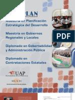 Escuela de Gobierno y Planificación - Universidad Alas Peruanas