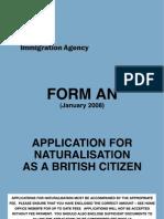 Application Form An