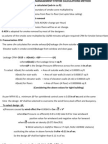 Smoke Management Calculation Method -Seeni