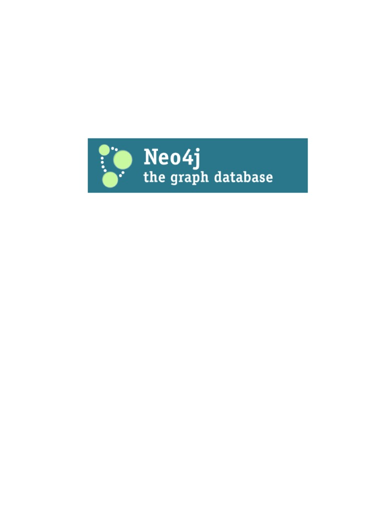 Neo4j Manual Stable 1 | Databases | Database Index