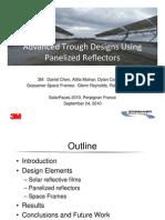 174 Chen Advanced Trough Designs Using Panelized Reflectors Final