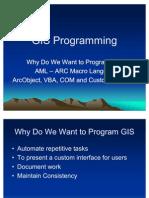 GIS Programming