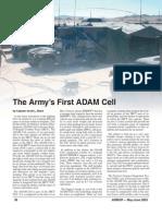 1st ADAM Cell