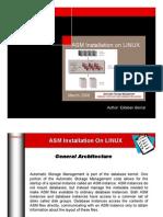 ASM Install LINUX Ebernal