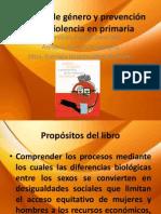 Equidad Violencia Primaria Estructura Libro