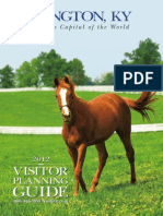 2012 Lexington Visitors Planning Guide