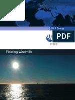Floating Windmills En