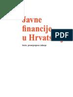 Rosenic - Javne Financije Knjiga