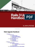 Peepcode Rails 3 Upgrade Handbook 1