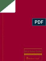 Robert Half Salary Guide 2012