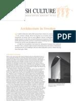Sweden Architechture