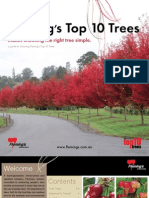 Flemings Top 10 Trees