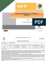 Programa Analitico LAE II 2012A
