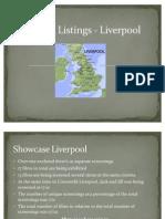 Cinema Listings - Liverpool