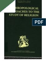 Banton (Ed) -Anthro Approaches to the Study of Religion (1966)