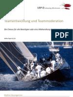 USP-D Teamentwicklung und Teammoderation