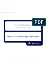 CFD Trading Guide Section1