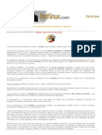 Manual de Instalación Linux Ubuntu, Kubuntu, Xubuntu, Edubuntu