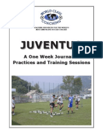 Juventus Training Drills