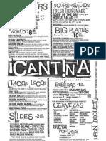 can menu