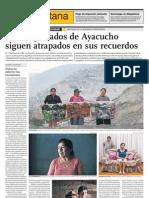 Los desplazados de Ayacucho