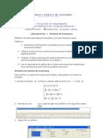 Laboratorios[1]2012-1revisado Algebra Lineal