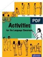 Activities for the Language Classroom