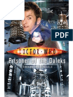 Prisnr of the Daleks -TBaxendale