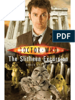 The Slitheen Excursion (Simon Guerrier)