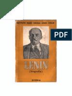 Lenin - Sua Vida e Obra (Completo)