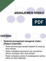 9. Manajemen Resiko