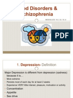 Chapter 16-Mood Disorders & Schizophrenia (Student)