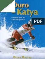 Medalla de Oro de Katya