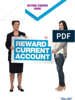 Reward Current Account Guide
