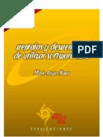 Pros y Contras Del Software Libre - Versión Electrónica